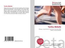 Bookcover of Tariku Bekele