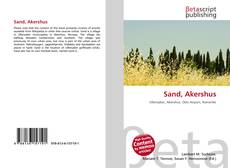Bookcover of Sand, Akershus
