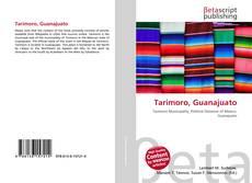 Обложка Tarimoro, Guanajuato