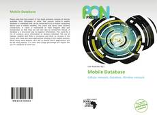 Bookcover of Mobile Database