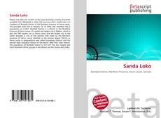 Couverture de Sanda Loko