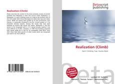 Bookcover of Realization (Climb)
