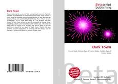 Bookcover of Dark Town