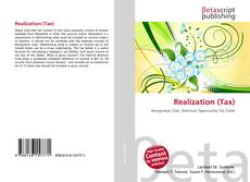 Bookcover of Realization (Tax)