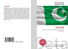 Bookcover of Tariq Ali