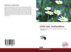 Bookcover of Cliffe Vale, Staffordshire