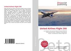 Capa do livro de United Airlines Flight 266