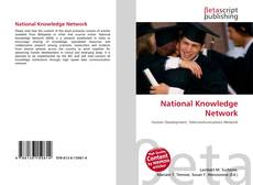 Bookcover of National Knowledge Network