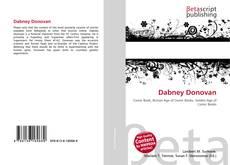 Bookcover of Dabney Donovan
