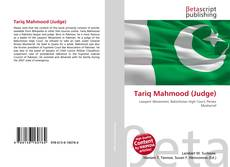 Bookcover of Tariq Mahmood (Judge)