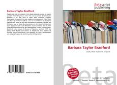 Capa do livro de Barbara Taylor Bradford