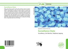 Bookcover of Surveillance State