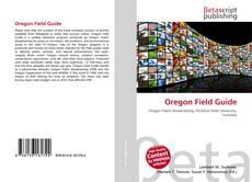 Bookcover of Oregon Field Guide