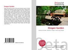Copertina di Oregon Garden