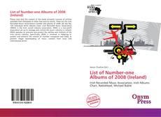 Portada del libro de List of Number-one Albums of 2008 (Ireland)