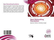 Open Networking Foundation的封面