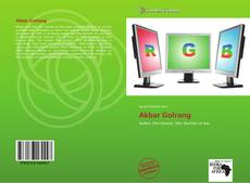 Bookcover of Akbar Golrang