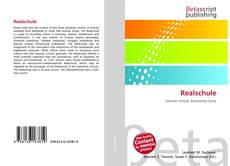 Bookcover of Realschule