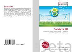 Bookcover of Sandarna BK
