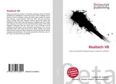 Bookcover of Realtech VR