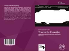 Portada del libro de Trustworthy Computing