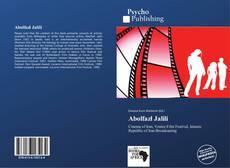 Bookcover of Abolfazl Jalili