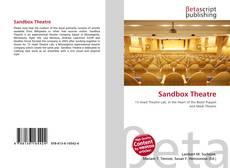 Copertina di Sandbox Theatre
