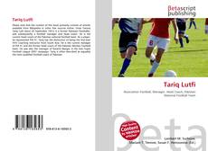 Bookcover of Tariq Lutfi