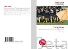 Bookcover of Tariq Sims