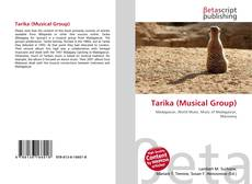 Capa do livro de Tarika (Musical Group)