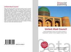 Bookcover of United Jihad Council