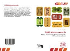 Bookcover of 2009 Meteor Awards