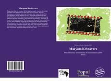 Portada del libro de Maryam Keshavarz