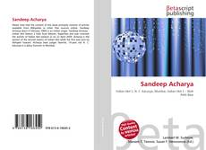 Couverture de Sandeep Acharya
