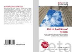 United Coalition of Reason的封面