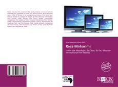 Bookcover of Reza Mirkarimi