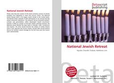 Bookcover of National Jewish Retreat