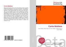 Bookcover of Corto Maltese
