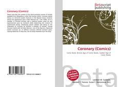 Copertina di Coronary (Comics)