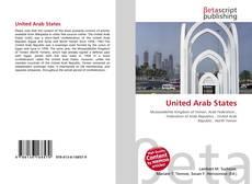 Portada del libro de United Arab States