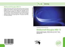 Обложка McDonnell Douglas MD-12