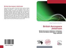 Bookcover of British Aerospace Jetstream