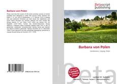 Bookcover of Barbara von Polen