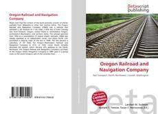 Portada del libro de Oregon Railroad and Navigation Company