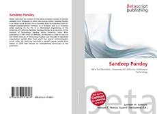 Bookcover of Sandeep Pandey