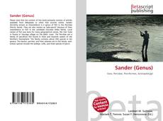 Capa do livro de Sander (Genus)