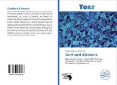Buchcover von Gerhard Klimeck