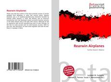 Bookcover of Rearwin Airplanes
