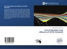 Portada del libro de List of Number-one Albums of 2010 (Ireland)