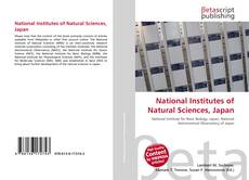 Bookcover of National Institutes of Natural Sciences, Japan